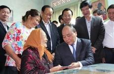 Chúc Tết, tri ân mẹ Việt Nam anh hùng