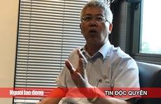Ông Nguyễn Đức Kiên: 'BOT tốt, doanh nghiệp vận tải chơi xấu'