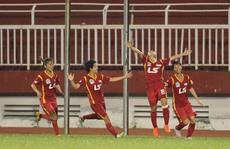 TP HCM 1 thắng ngược kình địch Hà Nội 1