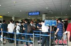 Trung Quốc lấy dấu vân tay người nước ngoài