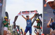 VĐV Úc và Hungary vô địch Ironman 70.3 Việt Nam 2017