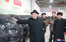 Quan chức Mỹ: Tên lửa mạnh nhất của Triều Tiên bị vỡ trên không trung