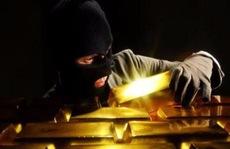 Trộm 14,5 kg vàng định tẩu thoát, nào ngờ bị bắt giữ