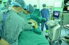 Phương pháp mới điều trị suy tĩnh mạch chỉ 15 phút