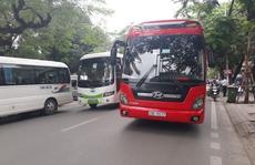 Đề xuất hạn chế xe du lịch vào nội đô