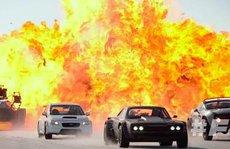 'Quá nhanh, quá nguy hiểm' 8 lập kỷ lục doanh thu
