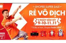 Shopee triển khai chương trình mua sắm online ưu đãi cuối năm