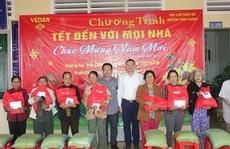 Vedan Việt Nam: Tết yêu thương - Ấm lòng người nghèo