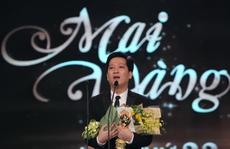 Diễn viên Mai Vàng đón Tết Đinh Dậu
