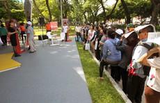 Xếp hàng 'săn' tour giá rẻ tại Ngày hội du lịch TP HCM