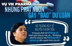 Vụ VN Pharma: Những phát ngôn gây 'bão' dư luận