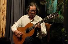 Guitarist Châu Đăng Khoa trở lại