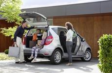 Những tiêu chí hàng đầu khi chọn ô tô cho gia đình ham dã ngoại