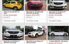 Thất vọng tràn trề vì lỡ mua ô tô 'made in China'