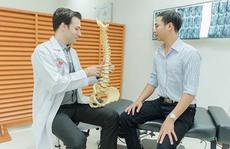 Giải pháp cho bệnh đau xương khớp