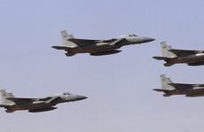 """Phiến quân Yemen """"bắn hạ chiến đấu cơ Ả Rập Saudi"""""""