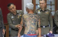 'Lặn' 15 năm, trùm Yakuza Nhật Bản bị bắt vì… hình xăm