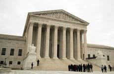Ông Trump gặp thử thách với Tòa án Tối cao Mỹ