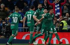 Thua tức tưởi sân nhà, Real Madrid bị loại khỏi Cúp Nhà vua