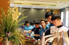 Cận cảnh nơi ở của các cầu thủ U23 Việt Nam tại Thường Châu, Trung Quốc