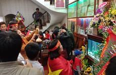 Nhà Quang Hải 'nổ tung' với siêu phẩm tung lưới U23 Uzbekistan