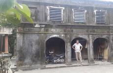 Nhà cổ Đà Nẵng chờ… sập