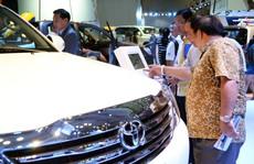 Nghịch cảnh thị trường ôtô đầu năm 2018