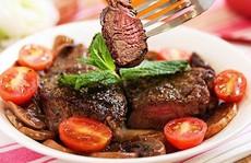 Ăn thịt bò vào thời điểm này sẽ gây hại sức khỏe