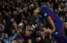 'Song sát' lập công, Barcelona tăng tốc ngôi đầu La Liga