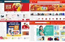 Đại gia Trung Quốc bao sân bán lẻ trực tuyến