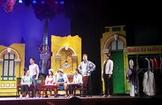 Vở 'Hẻm nhỏ Sài Gòn' của Vương Huyền Cơ ra mắt khán giả