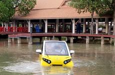 Xe hơi 'chống' sóng thần