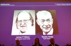 Nobel Y học 2018: 'Tháo phanh' tế bào miễn dịch, diệt gọn ung thư