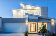 10 mẫu nhà 2 tầng mái lệch đẹp hiện đại