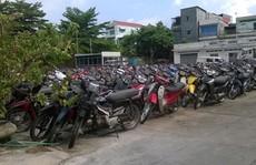 Quá tải xe máy 'vô chủ' ở TP HCM, Đồng Nai