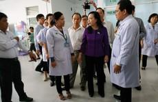 Bộ trưởng Bộ Y tế nhắc bài học 'cay đắng' khi đến BV Nhi Đồng 2