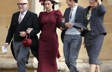 Nhiều ngôi sao dự đám cưới công chúa Anh
