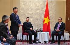 Được Thủ tướng tiếp, Chủ tịch Tập đoàn Tân Việt cho biết 'xe Vinfast ra là Vifon mua ngay'