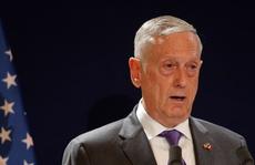 """Bộ trưởng Quốc phòng James Mattis sắp """"dứt tình"""" với ông Trump?"""