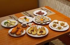 Buffet hải sản cao cấp mừng ngày Phụ nữ Việt Nam 20-10