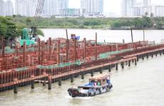 Đề xuất thẩm tra thép Trung Quốc ở dự án chống ngập 10.000 tỉ đồng