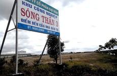 Ông Dũng Lò vôi được xây bán 3.300 căn nhà sát nách TP Mới Bình Dương