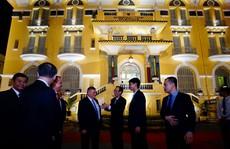 Khánh thành công trình chiếu sáng Bảo tàng Mỹ thuật TP HCM