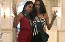 Hoa hậu Lebanon bị tước vương miện vì chụp ảnh chung với hoa hậu Israel