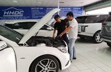 Ô tô cũ bất ngờ 'sốt giá' trở lại tại thị trường Hà Nội