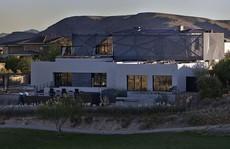Ngôi nhà tuyệt đẹp giữa mênh mông 'biển cát'