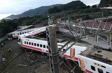 Đài Loan: Tàu trật bánh, gần 200 người thương vong