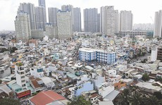 Bùng phát tranh chấp chung cư