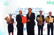 Trường ĐH Gia Định ra mắt hiệu trưởng mới