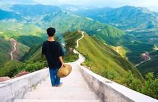 'Vạn Lý Trường Thành' phiên bản Việt gần 2.000 bậc ở Quảng Ninh